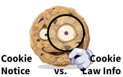 Cookie Notice vs. Cookie Law Info