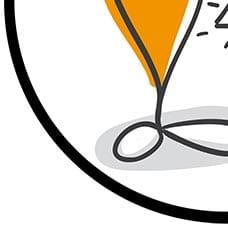 Logo - Der WEB-Krüb(l)er - Viertel 4