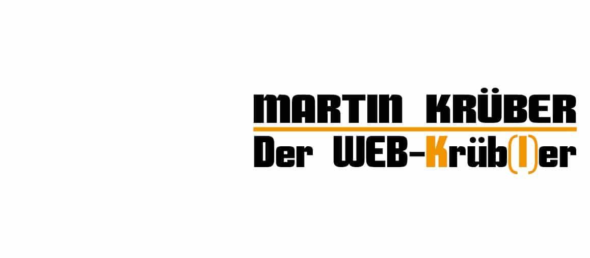 Logo - Der WEB-Krüb(l)er