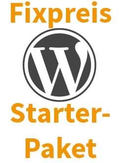WordPress StarterPaket - der WEB-Krüb(l)er - Martin Krüber