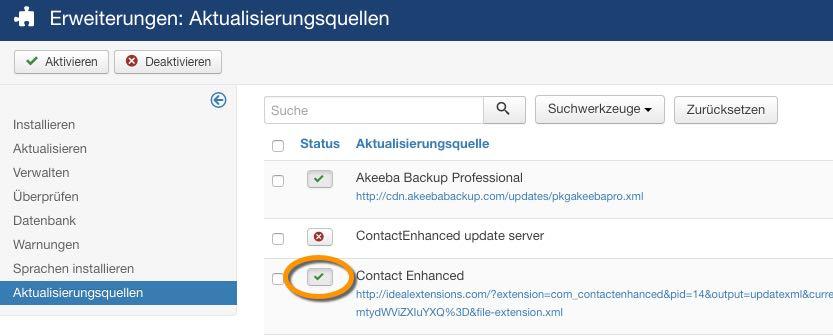 Aktualisierungsquellen deaktivieren - der WEB-Krüb(l)er - Martin Krüber