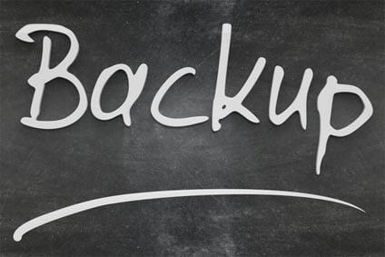 Backup - der WEB-Krüb(l)er