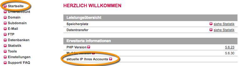 IP Adress All-Inkl ablesen - der WEB-Krüb(l)er - Martin Krüber