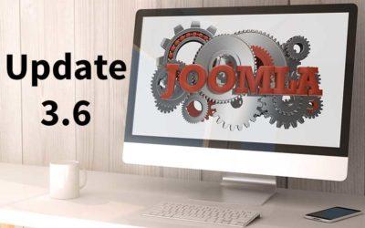 Joomla! 3.6 wurde freigegeben
