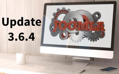 Joomla! 3.6.4 Sicherheits-Update