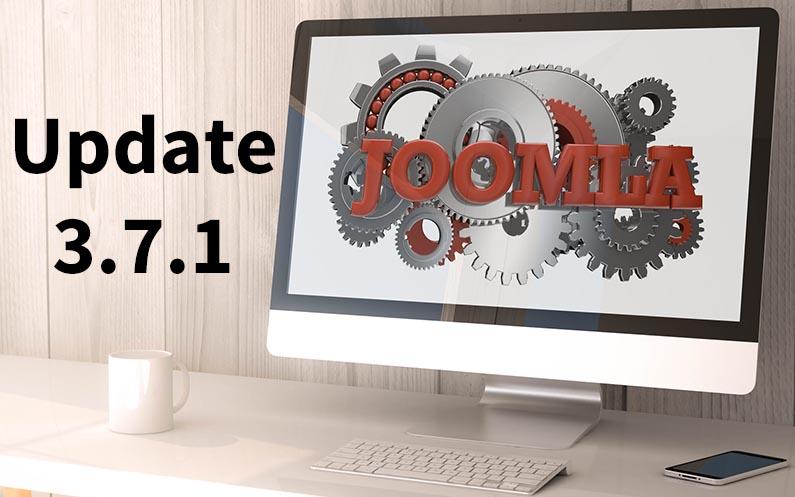 Joomla! 3.7.1 Sicherheits- und Wartungs-Release