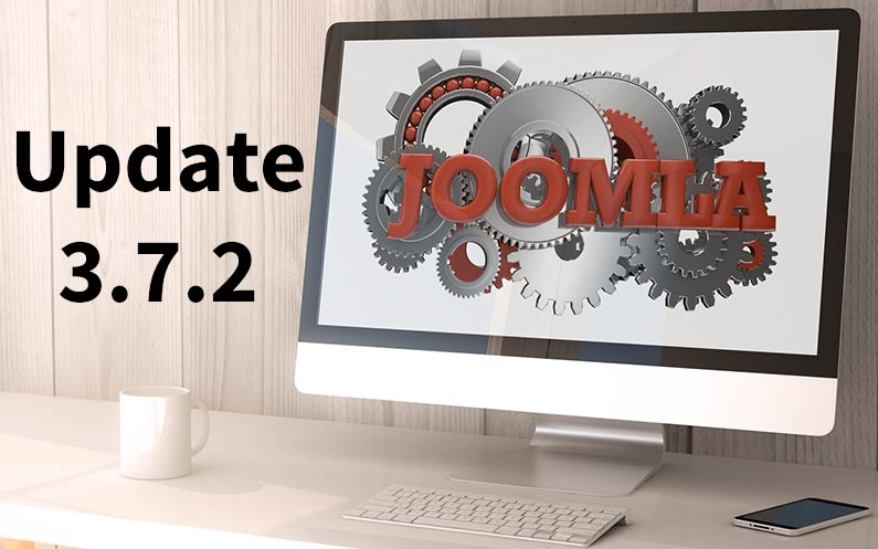 Joomla! 3.7.2 Wartungs-Release