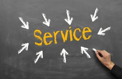 Serviceleistungen - der WEB-Krüb(l)er