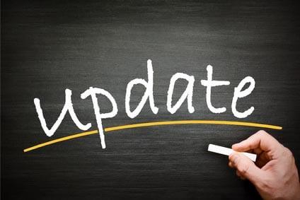 Update - der WEB-Krüb(l)er