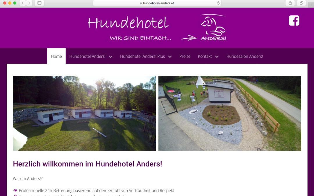 www.hundehotel-anders.at www.hundesalon-anders.at