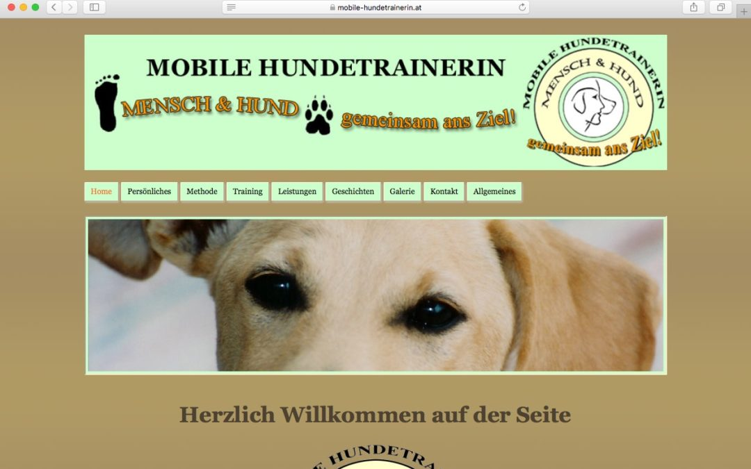 www.mobile-hundetrainerin.at