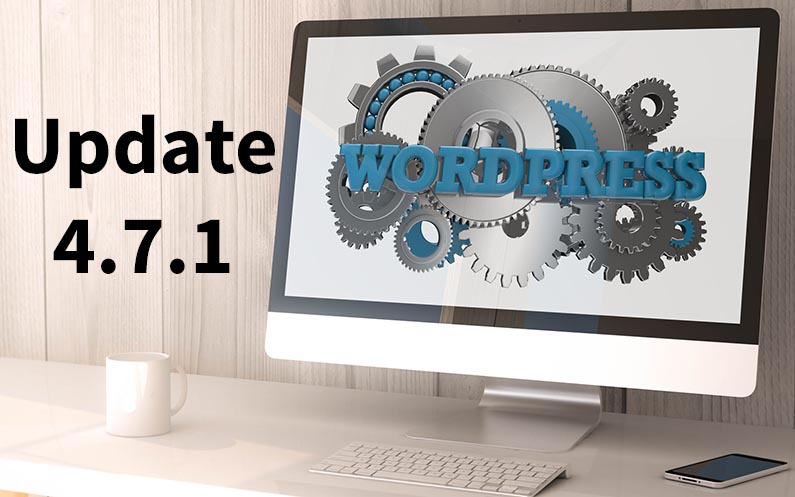 WordPress 4.7.1 Sicherheits- und Wartungs-Release