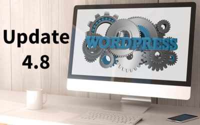 "WordPress 4.8 ""Evans"""